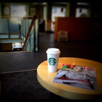 Photo taken at Starbucks by Marco I. on 3/10/2012