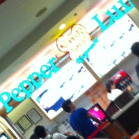 Photo taken at Pepper Lunch Express by Mikoy G. on 8/16/2012