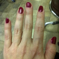 Photo taken at Family Nails by Marcie L. on 2/25/2012