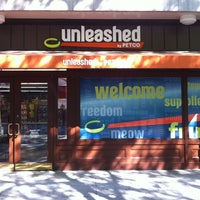 Photo taken at Unleashed by Petco by Carlos B. on 8/2/2011