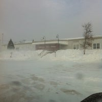 Photo taken at Labrador City Arena by melissa k. on 1/10/2012