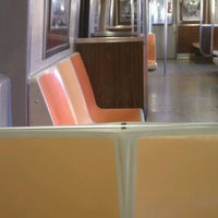 Photo taken at MTA Subway - A Train by Leanna N. on 9/18/2011