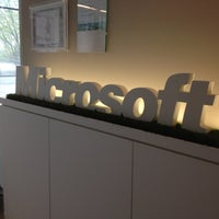 Photo taken at Microsoft France by Massimo F. on 4/12/2012