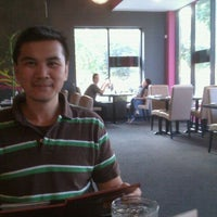 Photo taken at Blue Ocean Contemporary Sushi by Brian L. on 10/10/2011
