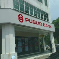 Photo taken at Public Bank by Alvin T. on 7/3/2012