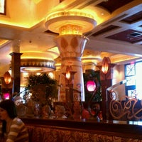 Photo taken at The Cheesecake Factory by Nathan B. on 5/6/2011