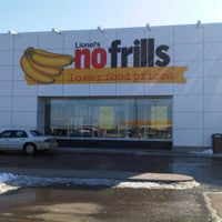 Photo taken at Lionel's No Frills by David J. on 3/29/2011