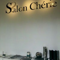 Photo taken at Salon Chérie by Kim H. on 2/29/2012