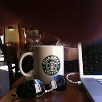 Photo taken at Starbucks Avda Constitución 11 by Joaquin C. on 9/8/2011