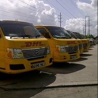 Photo taken at DHL by Jarrod B. on 8/19/2011