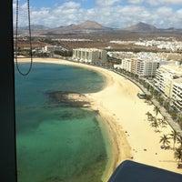 Photo taken at Altamar Restaurant - 17th Floor Gran Hotel by Rafa P. on 9/14/2011