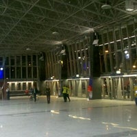 Photo taken at Warsaw East Railway Station by Zbyszek K. on 5/30/2012