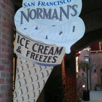 Photo taken at Norman's Ice Cream & Freezes by Norm H. on 11/1/2011