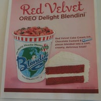 Photo taken at Rita's Water Ice by Mirabelle S. on 4/17/2012
