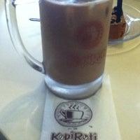 Photo taken at KopiRoti by Franz M. on 5/19/2012