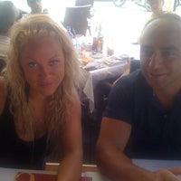 Photo taken at Cafe Sydney Ibiza by Nastena on 6/16/2012