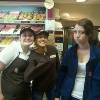 Photo taken at Dunkin Donuts by Henry B. on 10/15/2011