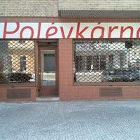 Photo taken at Polévkárna by Martin J. on 6/20/2012