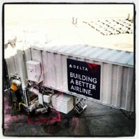 Photo taken at Delta Air Lines by robin g. on 7/24/2012
