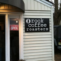 Photo taken at Rook Coffee by Todd D. on 12/31/2011