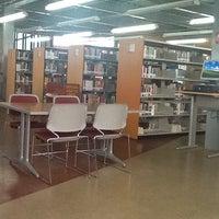 Photo taken at Biblioteca Central Del Estado Ricardo Garibay by William T. on 8/20/2012