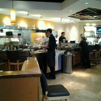 Photo taken at California Pizza Kitchen by Ted J. on 12/8/2011