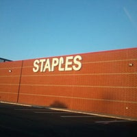 Photo taken at Staples by Charles L. on 8/17/2011