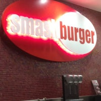 Photo taken at Smashburger by Ashley R. on 1/17/2012