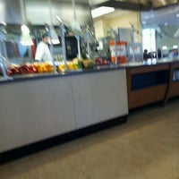 Photo taken at DeNaples Fresh Food Company (University of Scranton) by Abby Y. on 4/13/2012