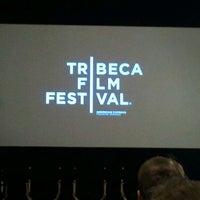 Photo taken at Tribeca Cinemas by Ravi K. on 4/23/2012
