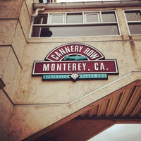Photo taken at Cannery Row by Vaughan D. on 7/18/2012