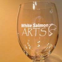 Photo taken at Inn of the White Salmon by Matt D. on 7/22/2012