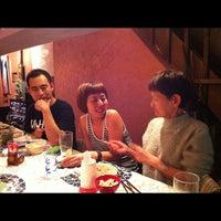 Photo taken at tamutamucafe by Kunio A. on 11/11/2011