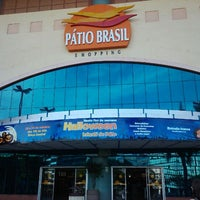 Photo taken at Pátio Brasil Shopping by Emerson F. on 10/30/2011