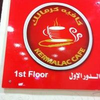 Снимок сделан в Kermalac Cafe كافيه كرمالك пользователем Mohammed A. 5/15/2011