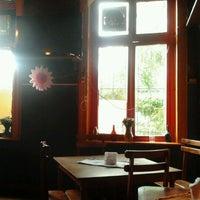 Photo taken at Café La Última Frontera by suncito on 12/5/2011