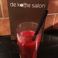 Photo taken at De Koffie Salon by Charlotte v. on 6/25/2011