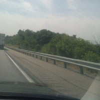 Photo taken at I-81 by Matt N. on 7/4/2012