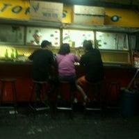 Photo taken at tortas gigantes by Tete M. on 5/29/2012