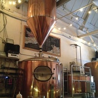 Photo taken at Defiant Brewing Co. by Ammy Thitichaya Y. on 7/14/2012