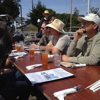 Photo taken at Aldo's Harbor Restaurant by Patrick T. on 4/7/2012