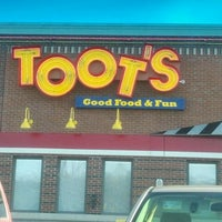 Photo taken at Toot's by Marvette F. on 12/31/2011
