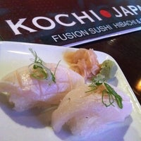 Photo taken at Kochi Japan Hibachi & Grill by Heinz G. on 12/29/2011
