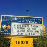Photo taken at Sunnyside Elementary School by Angela C. on 9/11/2011