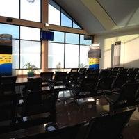 Photo taken at Sentani International Airport (DJJ) by Gin Gin G. on 7/24/2012