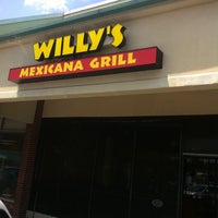 Photo taken at Willy's Mexicana Grill #4 by Christopher C. on 6/30/2011
