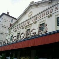 Photo prise au Brasserie Georges par Laurent C. le6/11/2011