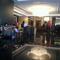 Photo taken at V Hotel Lavender by A B. on 11/5/2011