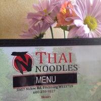 Photo taken at Thai Noodles by Lynette G. on 3/30/2012