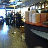 Photo taken at Starbucks by Jennifer F. on 10/13/2011